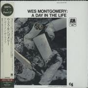 Wes Montgomery A Day In The Life - 180gm Clear Vinyl Japan vinyl LP