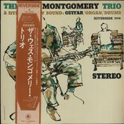 Wes Montgomery A Dynamic New Sound: Guitar/Organ/Drums Japan vinyl LP