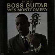 Wes Montgomery Boss Guitar UK vinyl LP