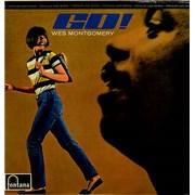 Wes Montgomery Go! UK vinyl LP