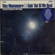 Wes Montgomery Goin' Out Of My Head USA vinyl LP