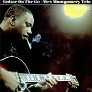 Wes Montgomery Guitar On The Go USA vinyl LP