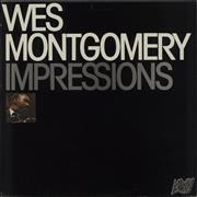 Wes Montgomery Impressions - Volume One UK vinyl LP