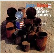 Wes Montgomery Jazz-History Vol. 8 Germany 2-LP vinyl set