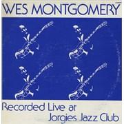 Wes Montgomery Live At Jorgies Jazz Club - Volumes One & Two USA 2-LP vinyl set