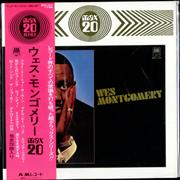 Wes Montgomery Max 20 Japan vinyl LP