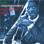 Wes Montgomery Montgomeryland Japan CD album