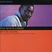 Wes Montgomery Movin' Along USA vinyl LP