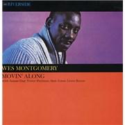 Wes Montgomery Movin' Along Germany vinyl LP