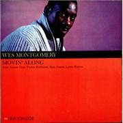 Wes Montgomery Movin' Along UK vinyl LP