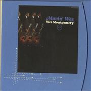Wes Montgomery Movin' Wes USA CD album
