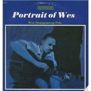 Wes Montgomery Portrait Of Wes Japan vinyl LP