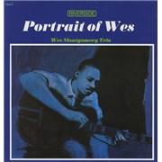 Wes Montgomery Portrait Of Wes Germany vinyl LP