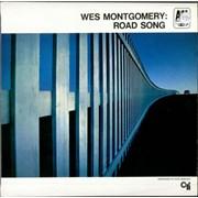 Wes Montgomery Road Song UK vinyl LP