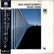 Wes Montgomery Road Song Japan vinyl LP