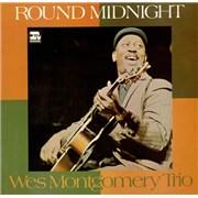 Wes Montgomery Round Midnight UK vinyl LP