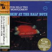 Wes Montgomery Smokin' At The Half Note Japan SHM CD
