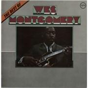 Wes Montgomery The Best Of UK vinyl LP