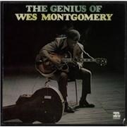 Wes Montgomery The Genius Of Wes Montgomery UK vinyl box set