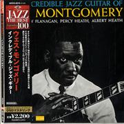 Wes Montgomery The Incredible Jazz Guitar Of Wes Montgomery Japan CD album
