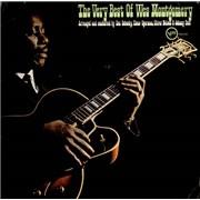 Wes Montgomery The Very Best Of Wes Montgomery Germany vinyl LP