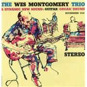 Wes Montgomery The Wes Montgomery Trio Germany vinyl LP