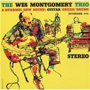 Wes Montgomery The Wes Montgomery Trio Japan CD album