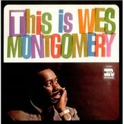 Wes Montgomery This Is Wes Montgomery UK vinyl LP