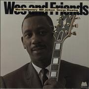 Wes Montgomery Wes And Friends USA 2-LP vinyl set