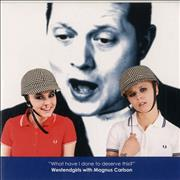 West End Girls What Have I Done To Deserve This? Sweden CD single