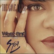 Click here for more info about 'West End - The Love I Lost'