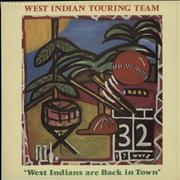 Click here for more info about 'West Indian Touring Team - West Indians Are Back In Town'