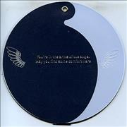 Westlife Angel Taiwan CD single Promo