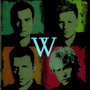 Westlife Back Home Tour UK tour programme