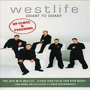 Westlife Coast To Coast UK video