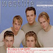 Westlife Coast To Coast Singapore 2-CD album set