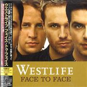 Click here for more info about 'Westlife - Face To Face + Obi - Sealed'