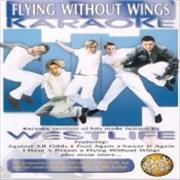 Westlife Flying Without Wings Karaoke UK DVD