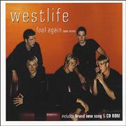 Westlife Fool Again [2000 Remix] UK CD single
