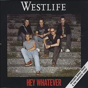 Click here for more info about 'Westlife - Hey Whatever'