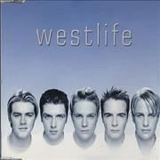 Westlife If I Let You Go Colombia CD single Promo