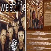 Westlife La Feria Del Disco Mexico CD single Promo