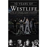 Westlife Live At Croke Park Stadium UK DVD