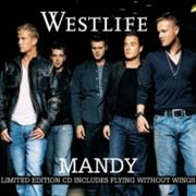 Westlife Mandy UK 2-CD single set
