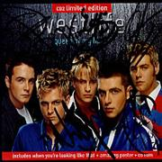 Westlife Queen Of My Heart - CD2 SIGNED UK CD single