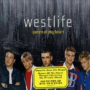 Westlife Queen Of My Heart Korea CD single
