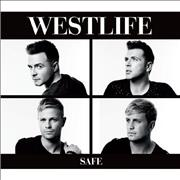 Westlife Safe UK CD single
