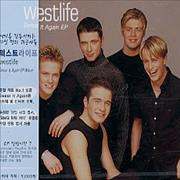Westlife Swear It Again EP Korea CD single
