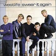 Westlife Swear It Again USA CD single