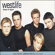 Westlife Swear It Again UK CD single